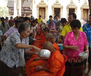 Songkran - Ban Khung Taphao