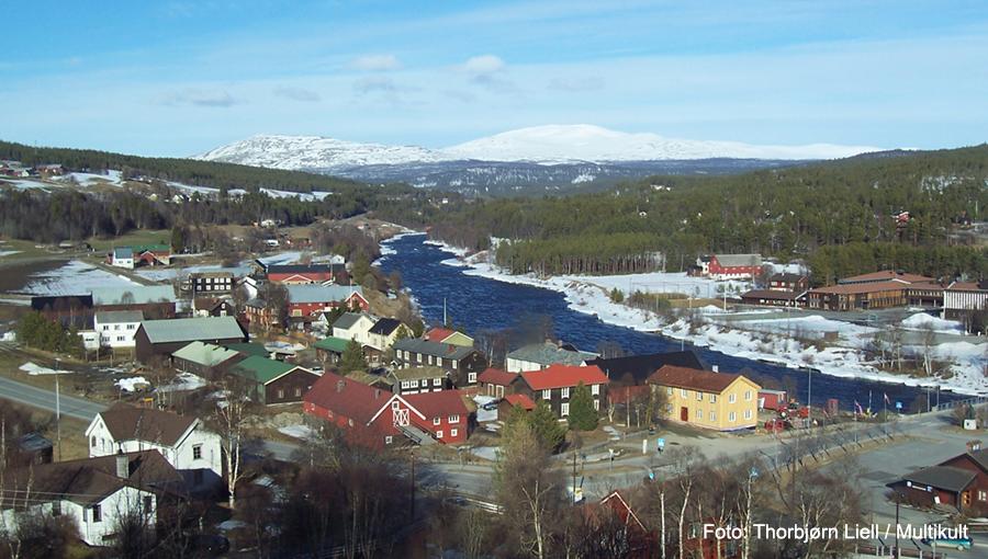 Tolga, Hedmark. Foto: Thorbjørn Liell / Multikult